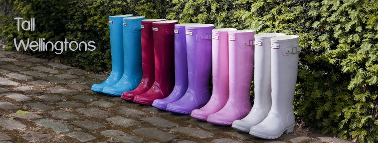 Tall Wellingtons