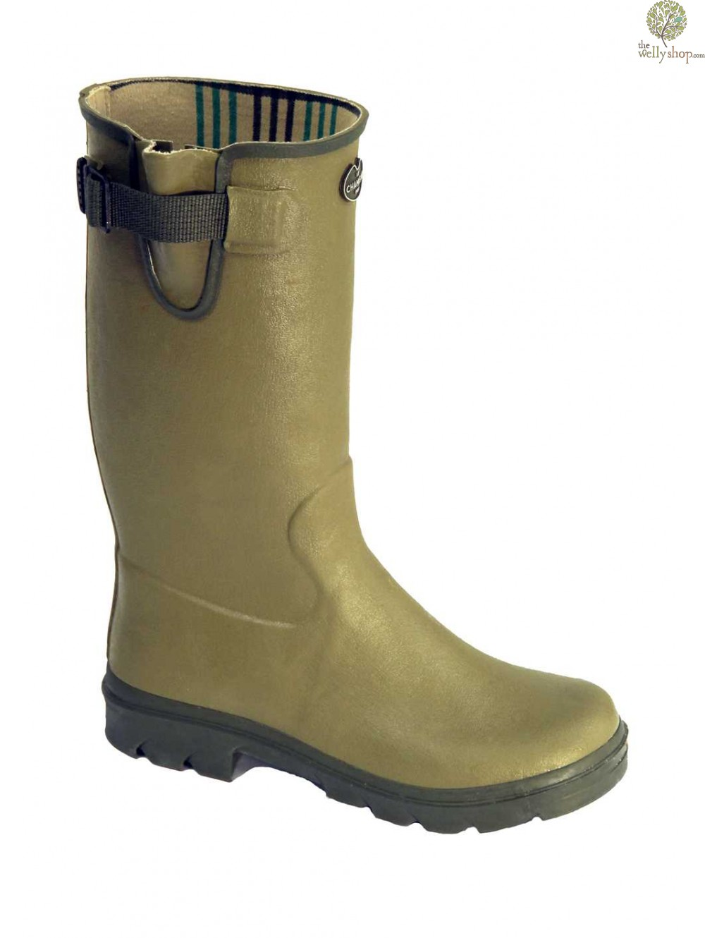 Le Chameau Vierzon Junior Wellingtons Pretty Price Down