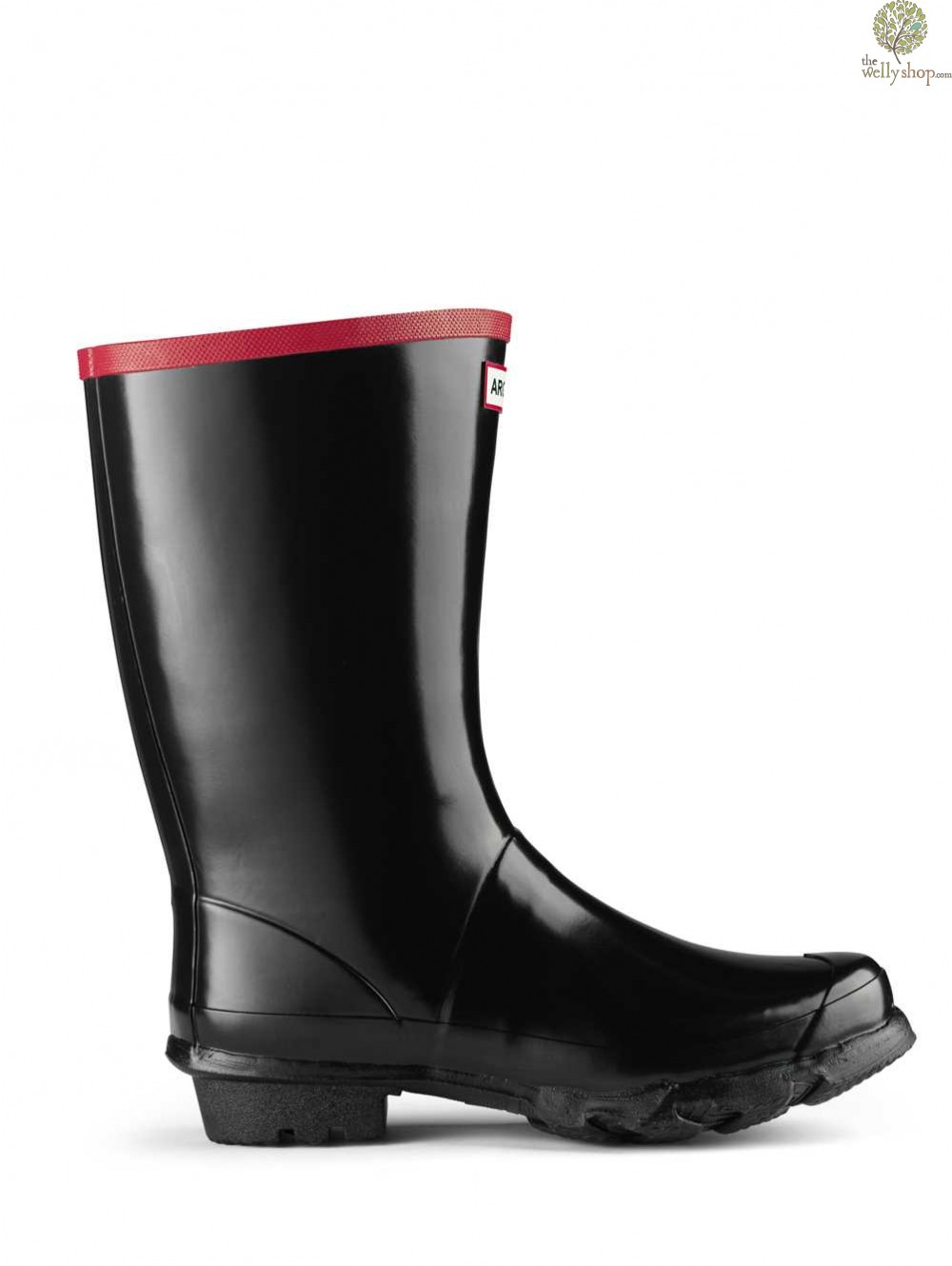 Hunter  Men's Argyll Short Knee Wellies PC_6499