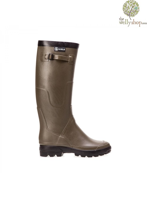 Aigle Benyl M Sporting Wellingtons Light Green (Kaki)