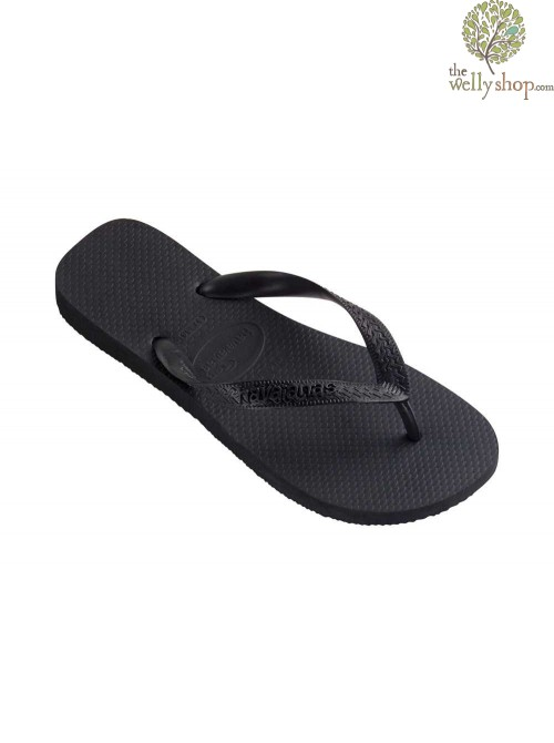 HAVAIANAS TOP BLOCK COLOUR FLIP FLOPS (AVAILABLE IN UK SIZES EU35/36 - EU45/46)