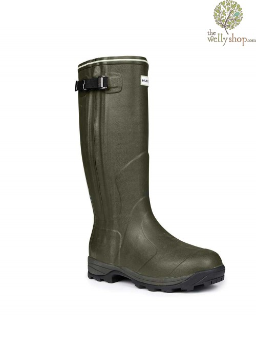 Hunter Unisex Balmoral Technical Zip Wellington Boots