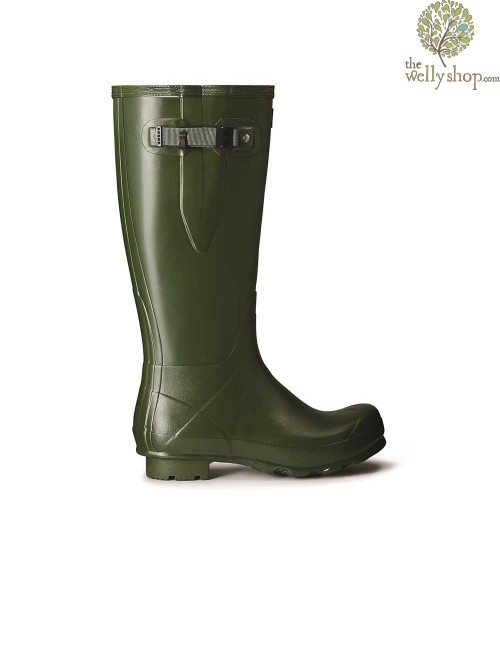 Hunter Norris Field Mens Adjustable Wellies