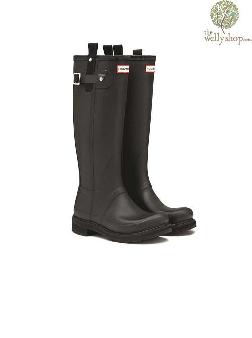 Hunter Original Men's Lightweight Pulltab Wellington Boots