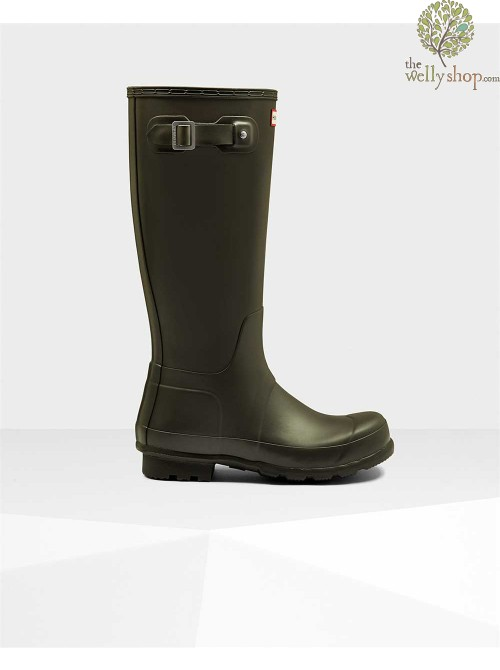 Hunter Original Tall Neoprene Lined Men's Wellington Boots