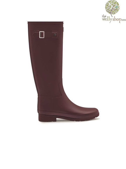 Hunter Women's Original Refined Dulse Wellington Boots