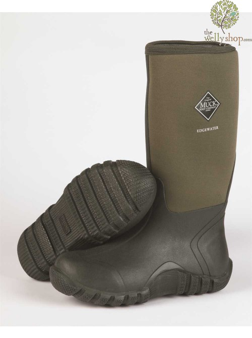 Muck Boot Edgewater General Purpose Neoprene Wellington Boot
