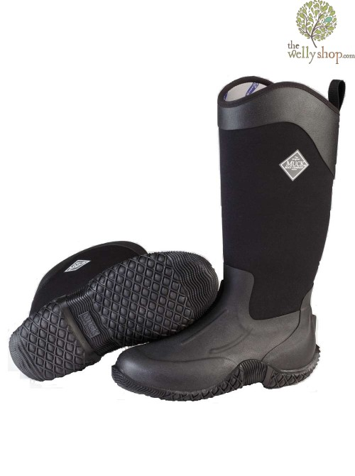 Muck Boot Tack Black