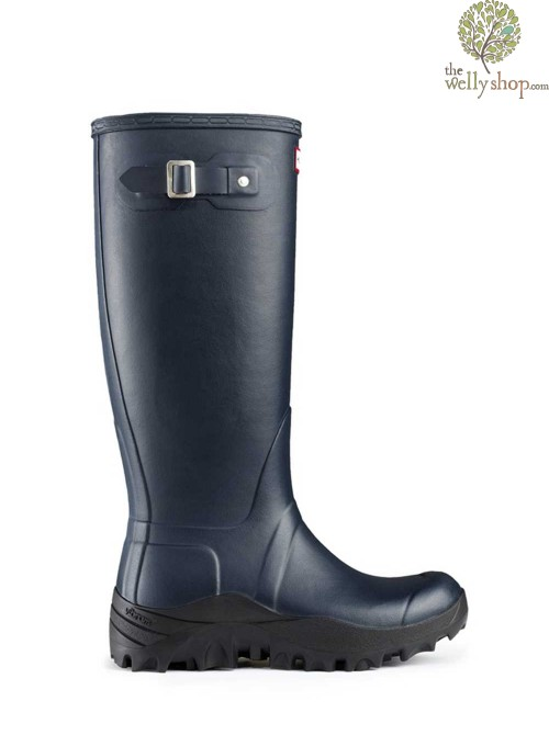 Hunter Original Tall Snow 4mm Insulated Neoprene Wellies with Vibram Sole