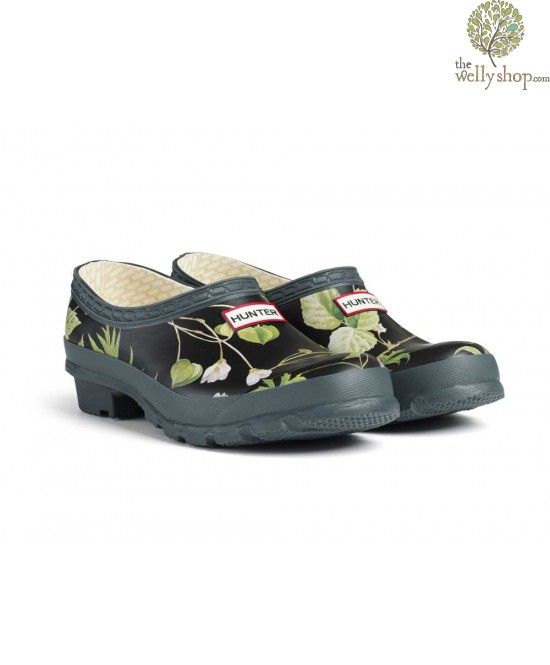Hunter RHS Gardening Clog