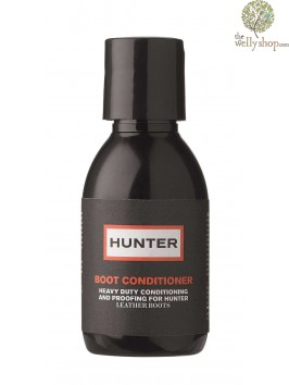 Hunter Boot Conditioner Liquid to treat and prolong the life of your boots.