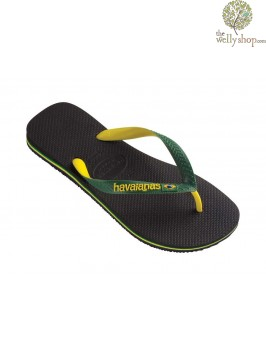 HAVAIANAS BRASIL MIX FLIP FLOPS (AVAILABLE IN UK SIZES EU35/36 - EU45/46)