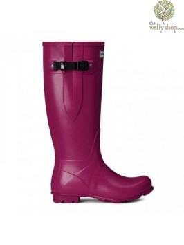 Hunter Norris Field Womens Adjustable Wellies