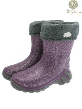 Superlite Womens Clouds Nimbus - Violet