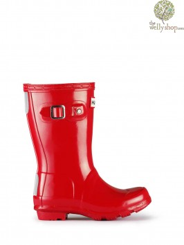 Young Hunter Original Gloss Finish Childrens Wellies