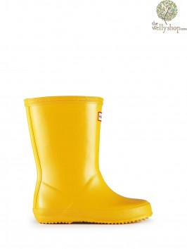Hunter Kids First Wellies - Suit Toddlers and Smaller Children