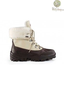Hunter Breckenridge Unisex Adult Warm Snow Ankle Boots Vibram Sole