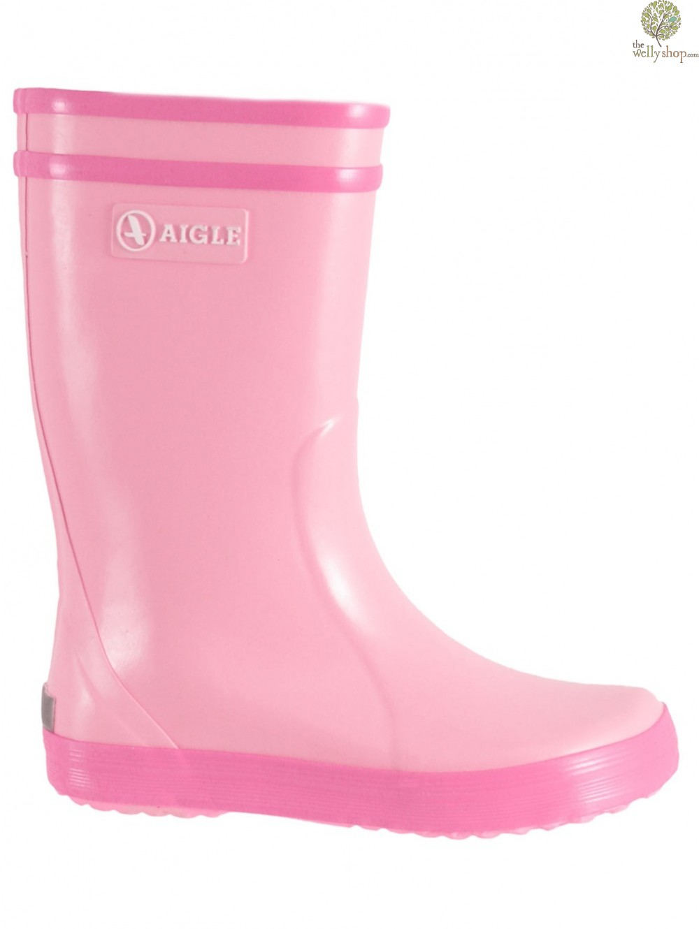 dd39f9914 ... Aigle Lollypop Childrens Wellies - Pink. Aigle ...