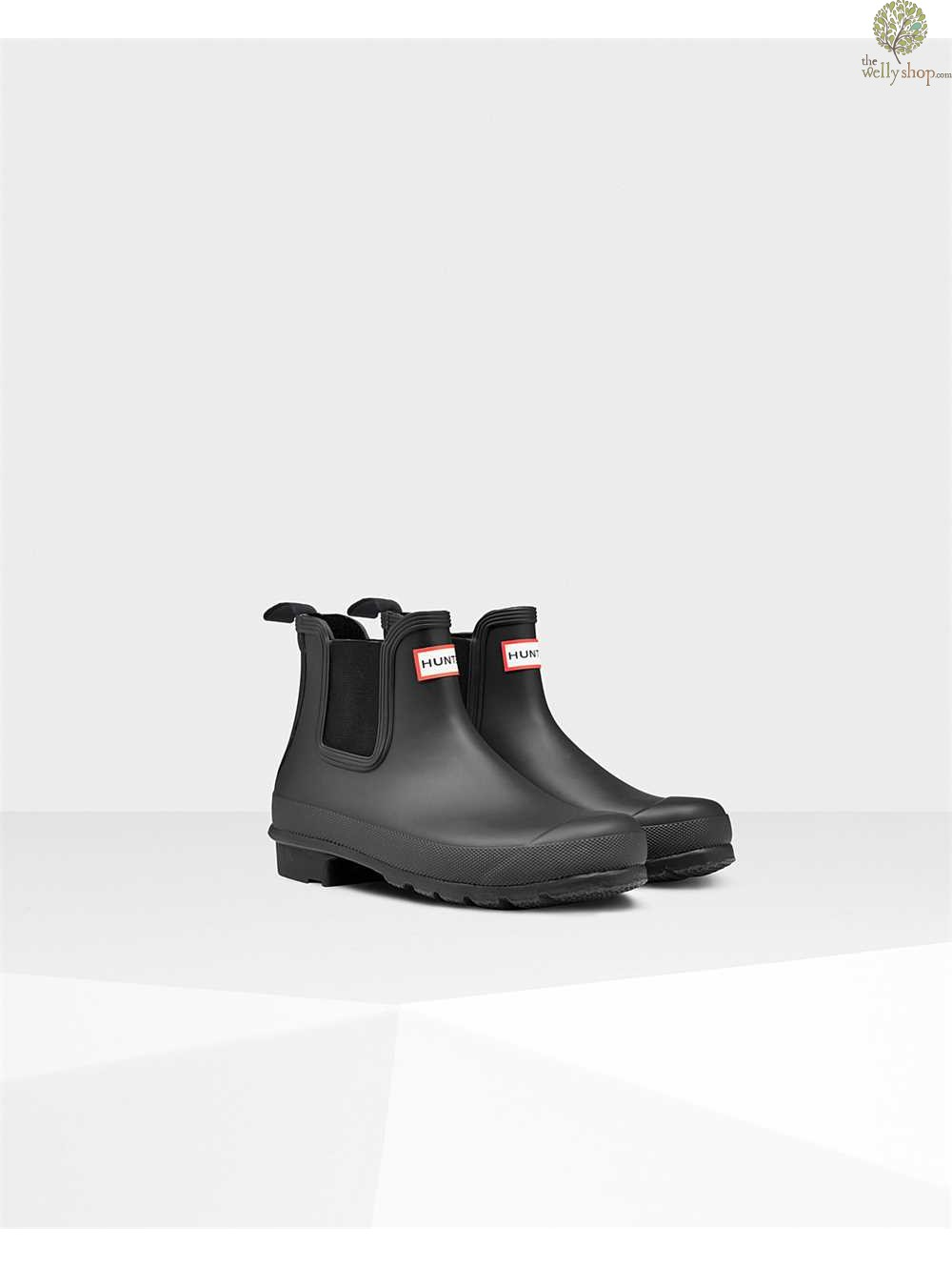 Hunter Women S Original Chelsea Boots Black