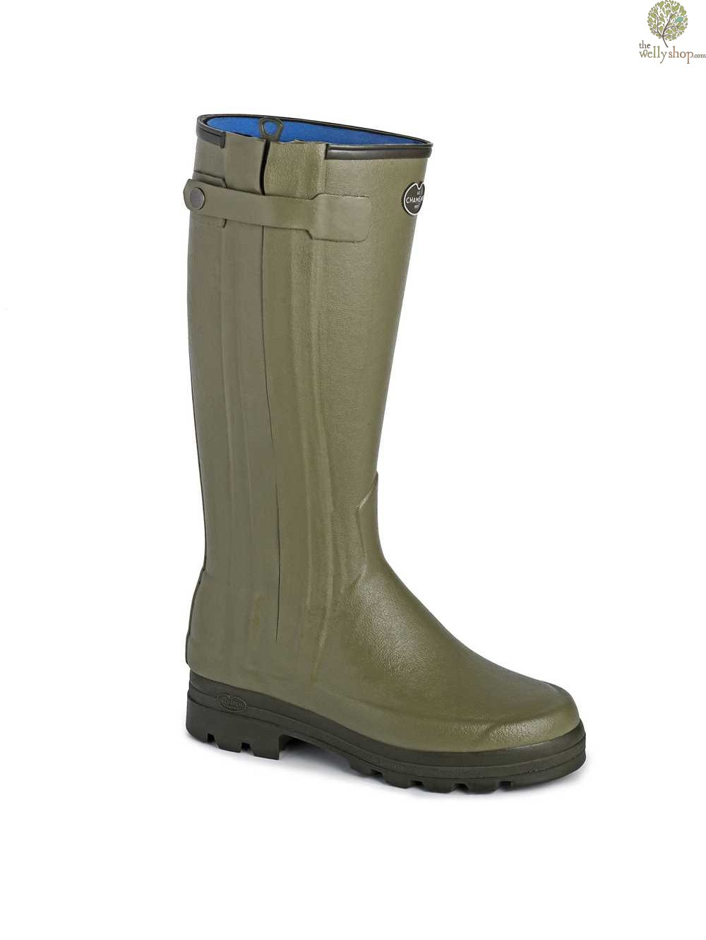 Le Chameau Chasseur Neo Neoprene Lined Boots Full Length