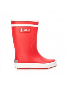 Aigle Lollypop Childrens Wellies - Red