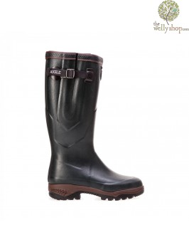 New Aigle Parcours 2 ISO - The Walking Welly - Green (Bronze)